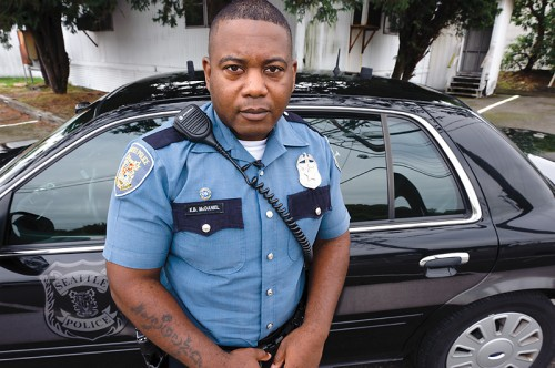 Officer Kevin McDaniel