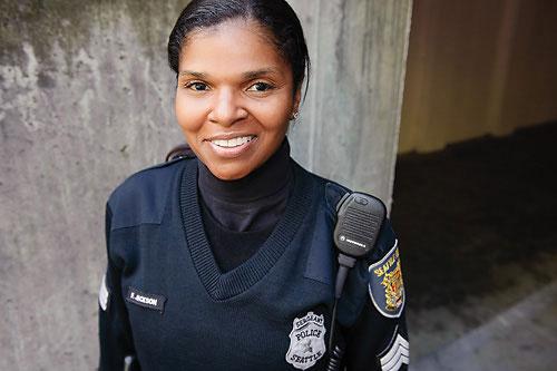 Sgt. Francklyn Jackson
