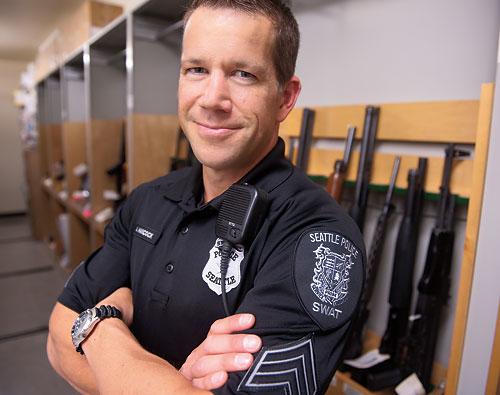 Sgt.DrewHancock.SeattlePoliceDept.
